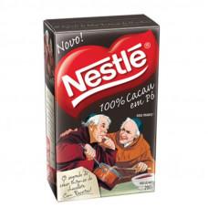 Chocolate em Po Dois Frades 100% Cacau Nestle 200g