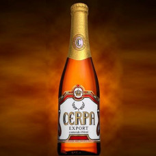 Cerveja Cerpa Export Long Neck 350 ml 4 units
