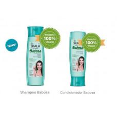 Kit Babosa Condicionador + Shampoo