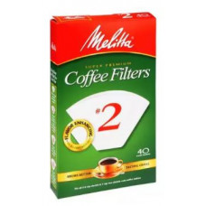 Filtro de Cafe Melitta No. 2