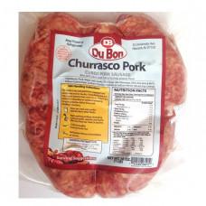 Du Bon LINGUICA DE CHURRASCO/ BBQ SAUSAGE 1LB DUBON