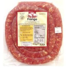 Linguica de Frango Fina Congelada Du Bon 1 Lb