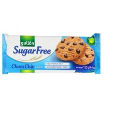Gullon Sugar-Free Choco Chip Biscuits, 4.4 oz