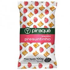 Presuntinho Biscoito Salgadinho Piraque 100g