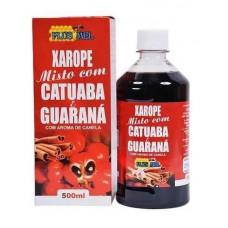 Xarope Misto De Guaraná e Catuaba 500ml