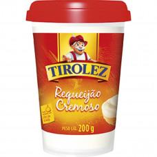 Requeijao Cremoso Tirolez 200g