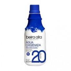 Agua oxigenada cremosa volume 20 Beira Alta 80ml