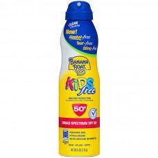 Protetor em spray Banana Boat 50 FPS