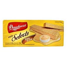 Biscoito Bauducco Wafer Dulche De Leche 4.94 Oz