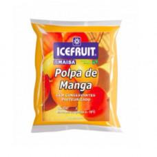 Polpa De Manga Icefruit - 4 Unidades 400g