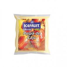 Polpa De Caju Icefruit - 4 Unidades 400g