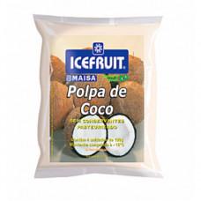 Polpa De Coco Icefruit - 4 Unidades 400g
