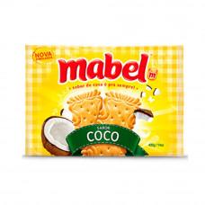 Biscoito Coco Mabel 400gr