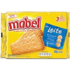 Biscoito De Leite Mabel 400 Gr