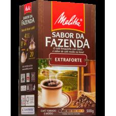 Melitta Cafe Sabor Da Fazenda  Extra Forte 500g