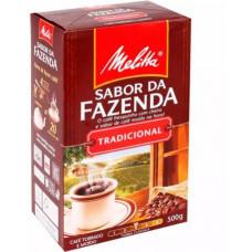 Melitta Cafe Sabor Da Fazenda  Tradicional 500g