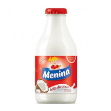 Leite De Coco Menina  200ml