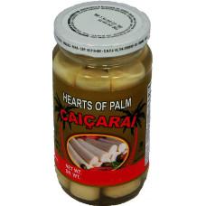 Palmito Caicarai inteiro em Vidro 350 g