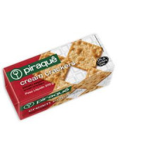 Biscoito Cream Crackers Piraque 200g