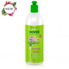 Leave-In Aloe e Vera Babosao Novex 500 ml