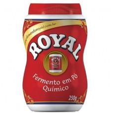 Fermento Em Po Quimico Royal 100g