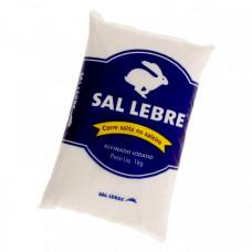 Sal Refinado Iodado Lebre 1 Kg