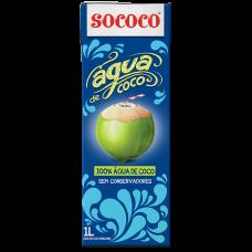 Agua de Coco Sococo 1l