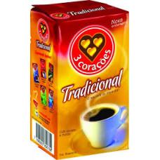 Cafe 3 Coracoes Tradicional 500g