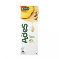 Ades Soja + Suco de Pessego 1l