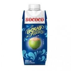 Agua de Coco Sococo 330ml
