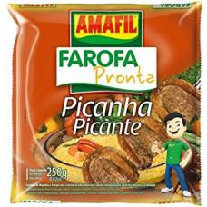 Amafil Farofa Picanha Picante 250g