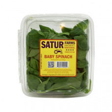 Baby Spinach Satur Farms 142 g