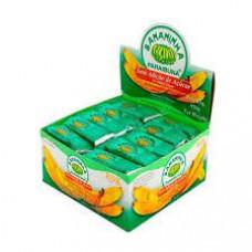 Bananinha Paraibuna Sem Acucar Caixa com 20 Unidades