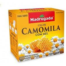 Cha de Camomila com Mel Madrugada 10g