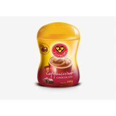 Cappuccino Chocolate 3 Coracoes 200g