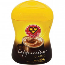 Cappuccino Classic 3 coracoes 400 g