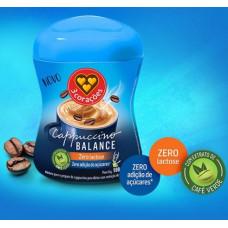 Cappuccino Balance Zero Lactose 3 Coracoes 180g