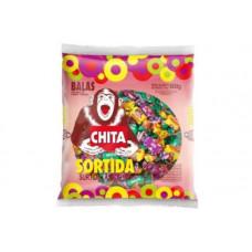 Bala Chita Pacote 600g Sortidas