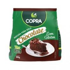 Mistura para Bolo de Chocolate Sem Gluten Copra 300g