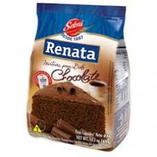 Mistura Para Bolo de chocolate Renata 400 Gr