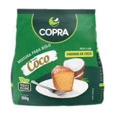 Mistura para Bolo de Coco Sem Gluten Copra 300g