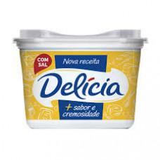 Margarina Cremosa com sal Delicia 500g