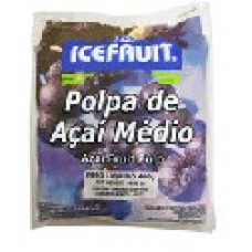 Polpa De Acai Icefruit - 4 Unidades 400g