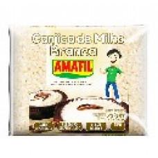 Canjica De Milho Branca Amafil 500g