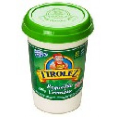 Tirolez Requeijao Cremoso Light Com Fibras 200g