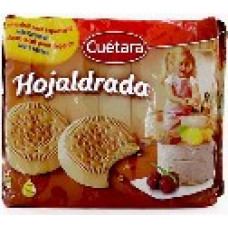 Cuetara Biscoito Hojaldrada 600 Gr
