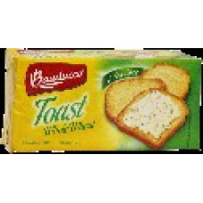 Bauducco Toast Whole Wheat 160g