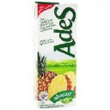 Ades Soja + Suco De Abacaxi 1l