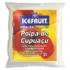 Polpa De Cupuacu Icefruit - 4 Unidades 400g