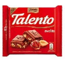 Chocolate Talento Avelas Garoto 25 Gr